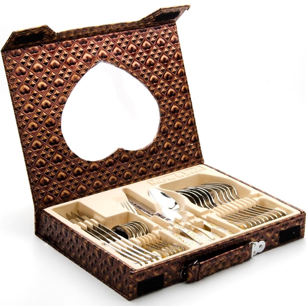 Подарочная упаковка столовых приборов своими руками