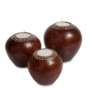 Изделия из бамбука, кокоса, терракоты