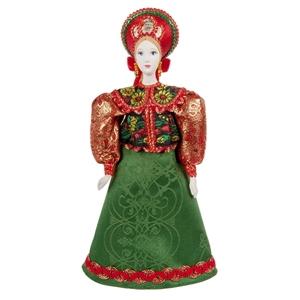 Куклы в русских костюмах