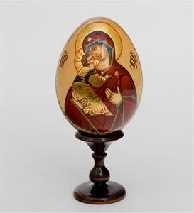 Художественные яйца