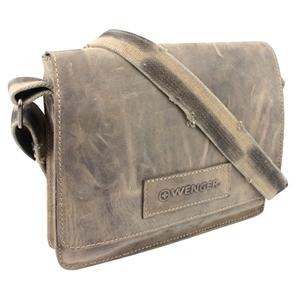 Кожаные сумки Wenger