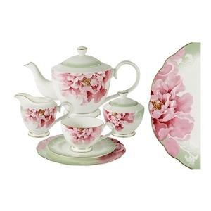Чайные сервизы из костяного фарфора