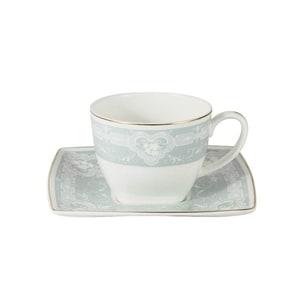 Посуда для кофе из костяного фарфора