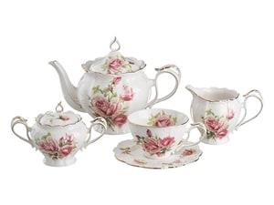 Чайные сервизы из керамики