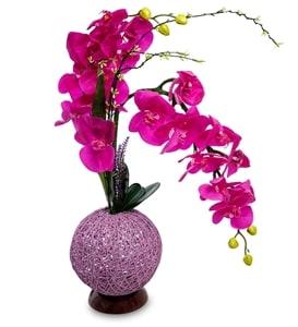 Цветы с подстветкой