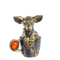 Наперсток «Чихуа-Хуа в чашке» AM-1139