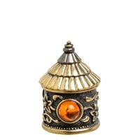 Наперсток «Цветочный домик с магнитом» AM-1429