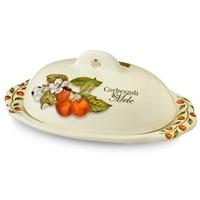 Маслёнка «Итальянские фрукты»