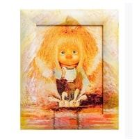 Жикле в раме «Ангел теплого дома» ANG-252