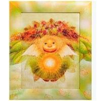 Жикле в раме «Солнечный ангел» ANG-254