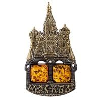 Магнит «Храм Василия Блаженног» AM-1106