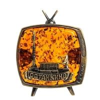 Магнит «Телевизор Останкино» AM-1105