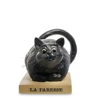 Статуэтка Кот «Леность» pr-CD23 (Le Chat Domestique. Parastone)