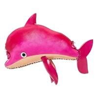 Сумочка кожаная «Дельфин» BL-04/1