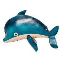 Сумочка кожаная «Дельфин» BL-04/2