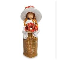 Фигура из керамики «Девушка» VR-11