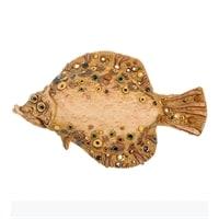 Фигурка из керамики «Рыба» LS-05