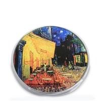 Зеркальце «Терраса Кафе Ле Сойр» Ван Гог pr-M08GO (Museum. Parastone)