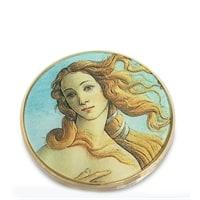 Зеркальце «Рождение Венеры» Боттичелли pr-M12BO (Museum. Parastone)