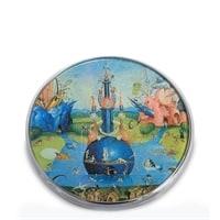 Зеркальце «Сад земных наслаждений» Иероним Босх, фрагмент pr-M24JB (Museum. Parastone)