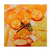 Часы «Ангелы крепкой семьи» ANG-294