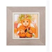 Панно керамическое «Материнская любовь» ANG-50