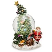 Музыкальный шар со снегом «Новогоднее Чудо» PM-47