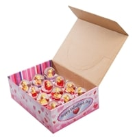 Комплект из двенадцати шаров «Медвежонок - С Днем Святого Валентина!» PM-82