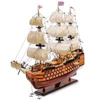 Модель британского линейного корабля «HMS Victory» 1668 г SP-01