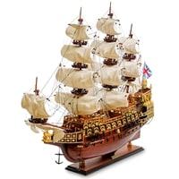 Модель британского линейного корабля «Sovereign of the seas» 1637 г SP-02