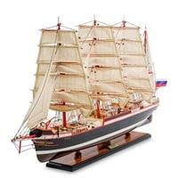 Модель парусного корабля «Седов» 1921 г SP-10