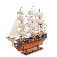 Модель российского линейного корабля «Святой Павел» 1784 г SP-12