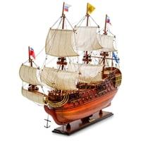 Модель российского линейного корабля «Полтава» 1712 г SP-13