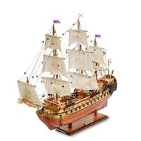 Модель российского линейного корабля «Ингерманланд» 1715 г SP-15