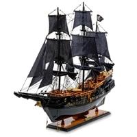 Модель пиратского корабля «Черная жемчужина» SP-17