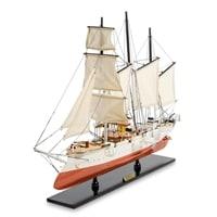 Модель канонерской лодки «Кореец» 1886 г SP-20