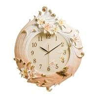 Часы настенные «Цветочный блюз» ART-207