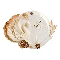 Часы настенные «Лебединая верность» ART-221