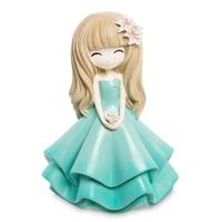 Копилка «Девочка в голубом платье» MF-10