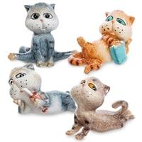 Комплект из 4 фигурок «Котики» MN-03