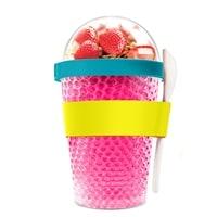 Контейнер Asobu Chill yo 2 go 0,38 литра розовый