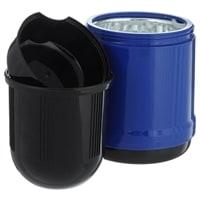 Термос для еды Emsa Rocket 1 литр 2 контейнера (синий)