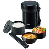Термос для еды Zojirushi 1,8 литра (черный)