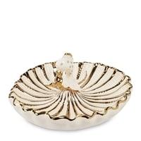 Блюдо «Золотая Рыбка» D OS-62 (Art Ceramic)