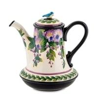 Заварочный чайник из фарфора «Глициния» BS-35