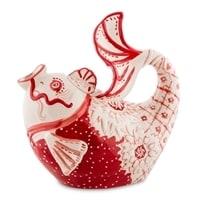 Заварочный чайник из фарфора «Золотая Рыбка» BS-236
