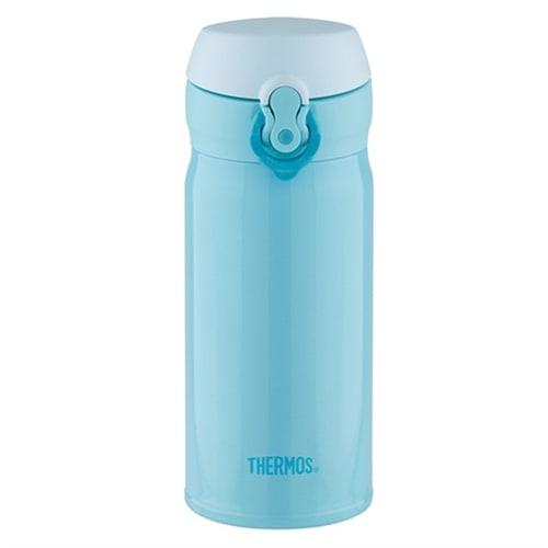 Термокружка Thermos JNL-352-SKY суперлегкая 0,35 литра (голубая)