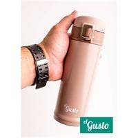 Термокружка El Gusto Terra 0,42 литра (кофейная)
