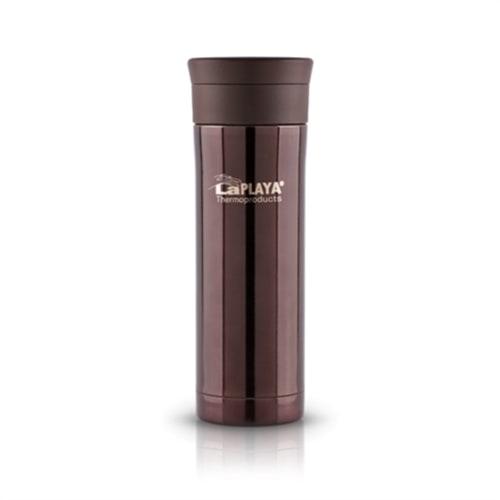 Термокружка LaPlaya JMK 0,5 литра (коричневая)