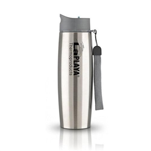 Термокружка LaPlaya Thermo Mug SS Strap 0,5 литра (серебристая)